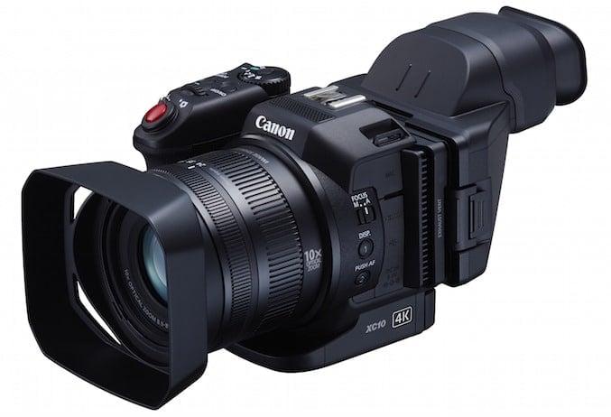 Canon XC-10 camera
