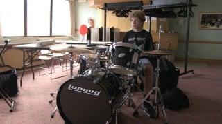 coverage drummer