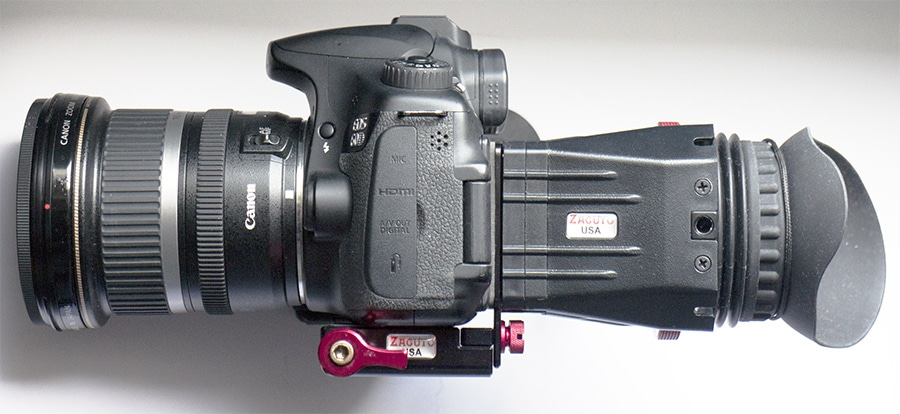 Zacuto Z Finder Pro Review Learn About Film