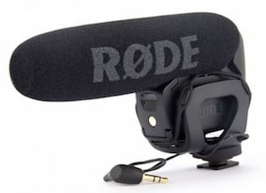Rode VideoMic Pro original version