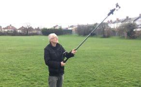 Osmo boom pole