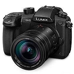 Panasonic GH5 mirrorless camera