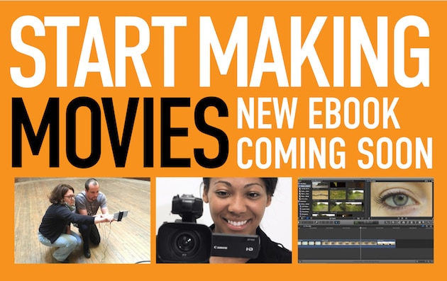 Ad for Start Making Movies
