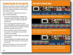 Filmmaking ebook - explanation