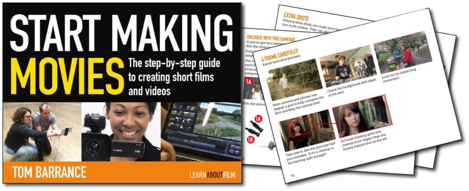 Start Making Movies ad